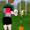 LV Rugby Kick Challenge